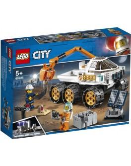 Конструктор LEGO City Тест-драйв планетохода (60225)