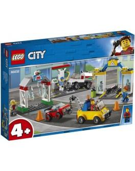 Конструктор LEGO City Гаражний центр (60232)