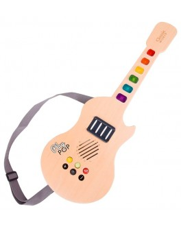 Дитяча електронна гітара з підсвічуванням Classic World (40552)