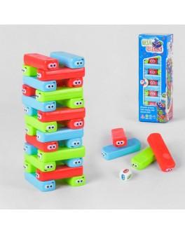 Гра настільна вежа Fun Game Веселі Цеглінкі 30 деталей (UKB-B 0038)