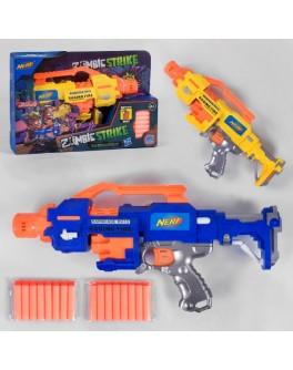 Автомат Zombie Strike з м'якими кулями (JBY - 016)