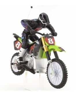 Радиоуправляемый мотоцикл Psycho Cycle Bike 1:10