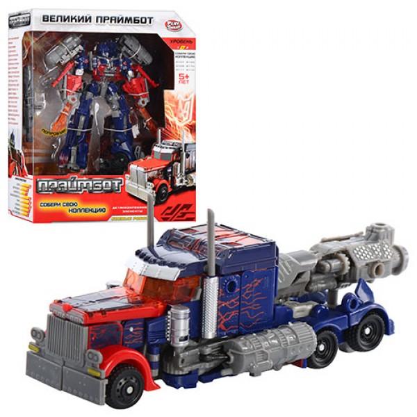 фото Робот-трансформер Play Smart Оптімус прайм (H 601/8107)