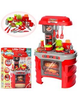 Детская интерактивная кухня (008-908A)
