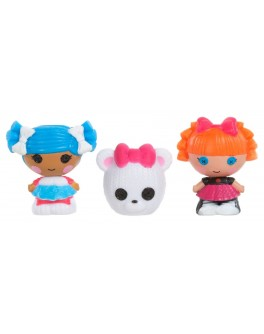 Набор с куклами Крошками Lalaloopsy Снежинка и умница отличница (531531) - KDS 531531