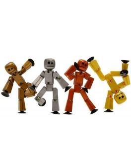 Фигурка для анимационного творчества Stikbot S2 Metal (в ассортименте) - KDS TST619