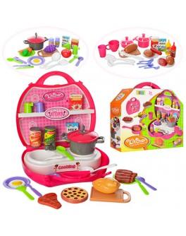 Кухонный набор с плитой и мойкой (8336ABC) - mpl 8336ABC