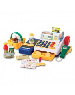 Детский Кассовый аппарат со сканером и звуком Keenway - SU 30213