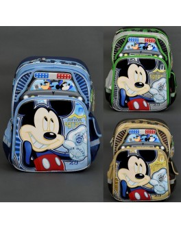 Детский ортопедический рюкзак МВ 0479/555-512 Микки Маус