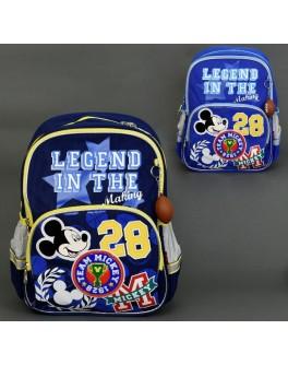 Детский рюкзак для мальчиков МВ 0515/555-513 Микки Маус