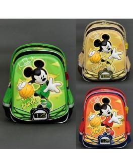 Рюкзак детский с брелком МВ 0455/555-511 Микки Маус