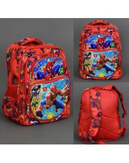 Рюкзак школьный 555-453 Человек Паук