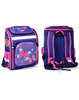 Рюкзак школьный N 00180 Бабочки