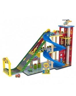 Игровой набор  Mega Ramp Racing Set KidKraft