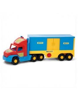 Фургон Super Truck 79х28 см, ТМ Wader 36510