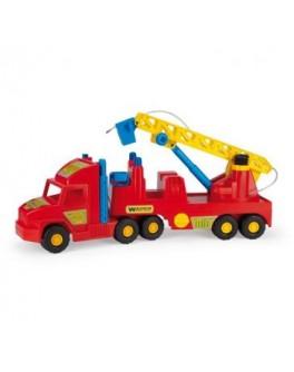 Пожарная машина Super Truck 79х28 см ТМ Wader (36570)
