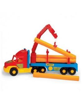 Строительная машинка Super Truck 79х28 см, ТМ Wader 36540