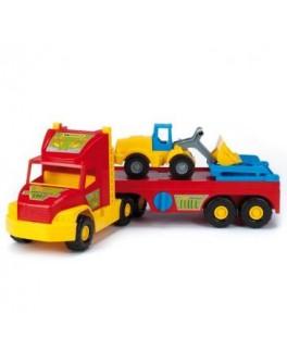 Трактор Super Truck 79х28 см, ТМ Wader 36520