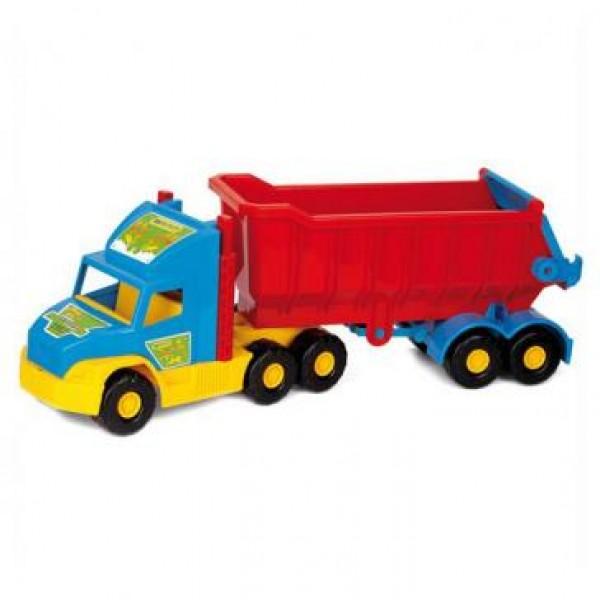 Грузовик в сетке Super Truck, 73х25 см, ТМ Wader 36400