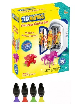 3D ручка с набором 3D Maker для создания объемных моделей