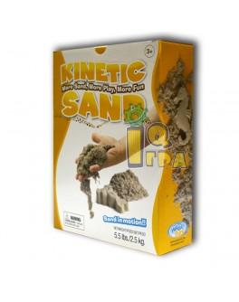 Кинетический песок 2,5кг Wabafun Kinetic Sand