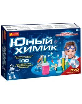 Набор для экспериментов Ranok Creative Юный химик