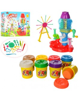 Набор теста для лепки Candy World Кондитер (MK 1123) - mpl MK 1123