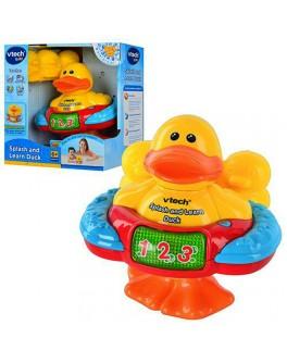 """Игрушка для купания """"Умный утёнок"""", свет, звук, англ. язык - mpl 118803"""