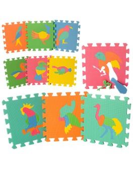 Игровой коврик мозаика Птицы (M 0387) - mpl M 0387