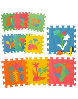 Игровой коврик мозаика Растение (M 0386) - mpl M 0386