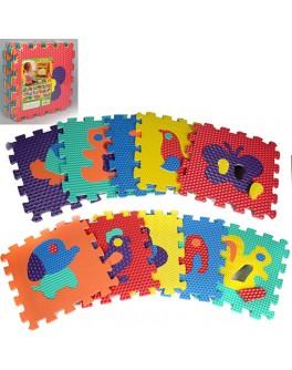 Игровой коврик мозаика Животные (M 2617) - mpl M 2617