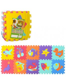 Игровой коврик-мозаика Животные (M 3519) - mpl M 3519