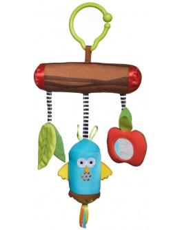 Подвеска Tiny Love Лесные друзья с воздушным колокольчиком (1110800458)