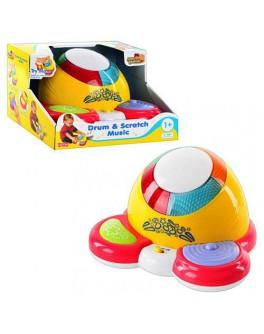 """Развивающая игрушка """"Маленький Ди-джей"""",  """"HAP-P-KID"""" - mpl 3855 T"""