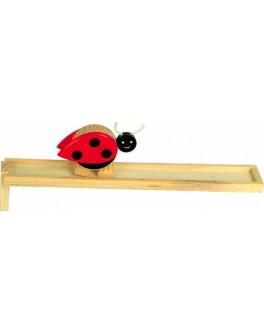 Саморушна іграшка з дерева Гірка Сонечко, МДІ - Der 109