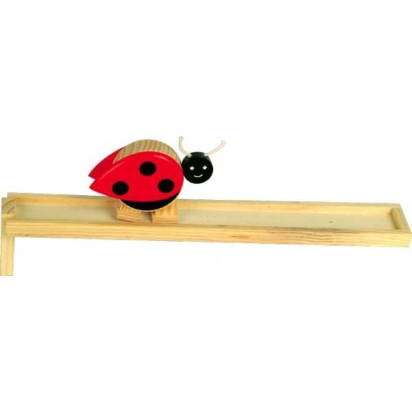 фото Саморушна іграшка з дерева Гірка Сонечко, МДІ - Der 109