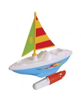 Развивающая игрушка Kiddieland Парусник - KDS 047910
