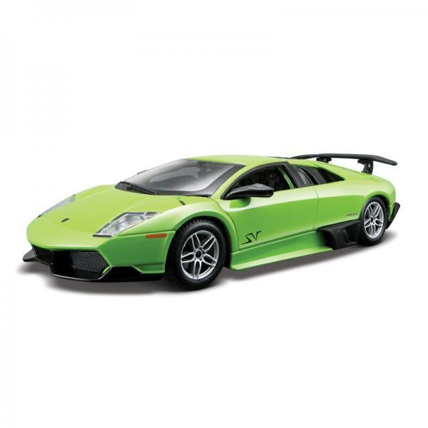 фото Конструктор модели автомобиля LAMBORGHINI MURCIELAGO LP670-4 SV (масштаб 1:24) - KDS 18-25096