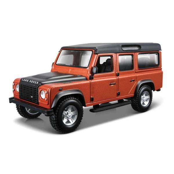 Конструктор модели автомобиля LAND ROVER DEFENDER 110 (масштаб 1:32) - KDS 18-45127