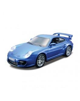 Конструктор модели автомобиля PORSCHE 911 GT2 (масштаб 1:32) - KDS 18-45125