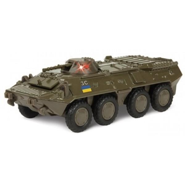 машинка инерционная военный бтр, технопарк