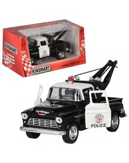 Машинка коллекционная Kinsmart Эвакуатор Полиция (KT 5330 WP) - mpl KT 5330 WP