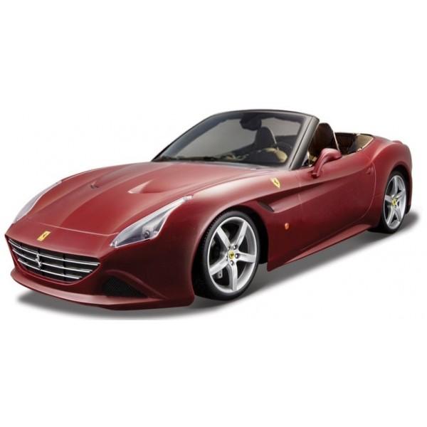 коллекционная автомодель Ferrari California T, Bburago