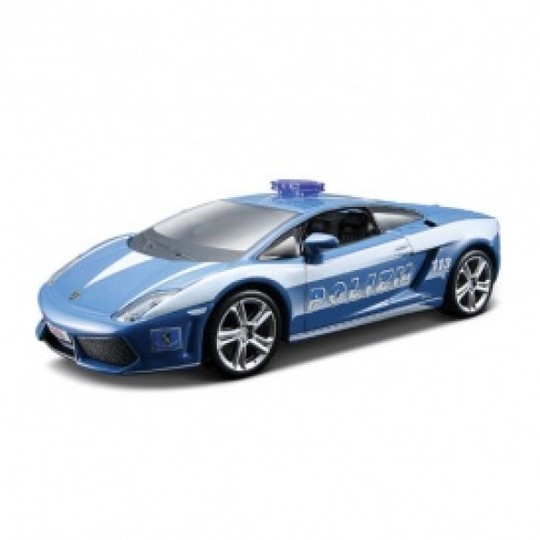 Автомодель - LAMBORGHINI GALLARDO LP560 POLIZIA Цена снижена!