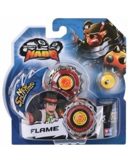 Волчок Infinity Nado Серия Стандарт Blast Flame с устройством запуска YW624305, Auldey