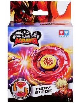 Волчок Infinity Nado с запуском Fiery Blade YW624102, Auldey - YW624102