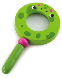 Деревянная игрушка Viga Toys Увеличительное стекло (53912-3) - afk 53912-3
