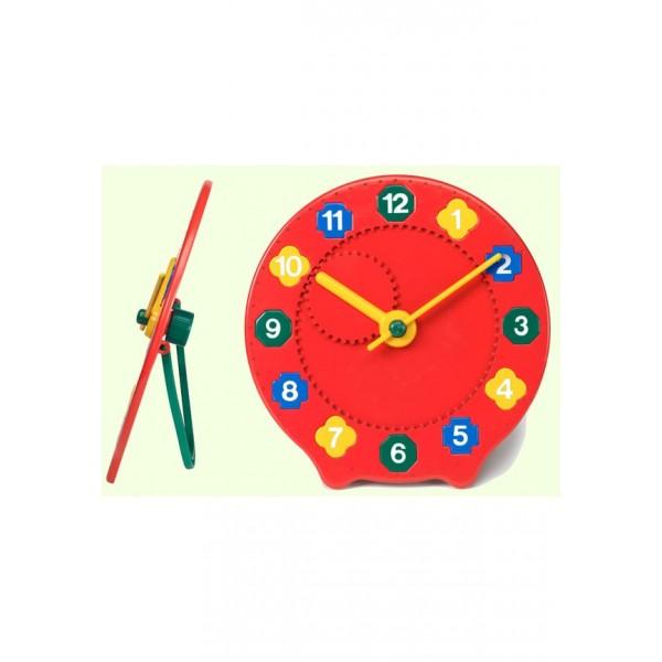 фото Часы реалистичные. Подготовка к школе - kklab 1108