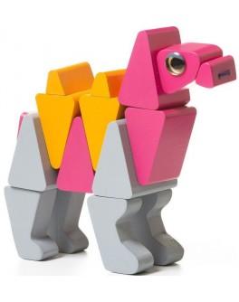 Деревянная игрушка Cubika Верблюд-акробат (11872) - cub 11872