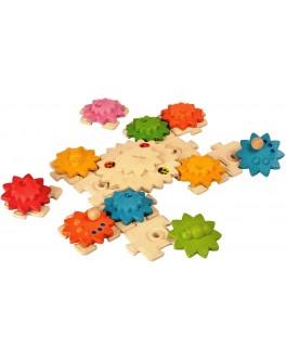 Деревянная игрушка Шестерни Plan Toys (5636) - plant 5636
